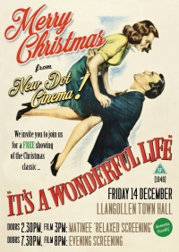 New DOT Cinema 'It's a Wonderful Life' Matinée