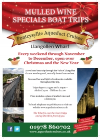 Mulled Wine Special Boat Trips