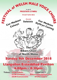 Festival of Male Voice Choirs of North Wales