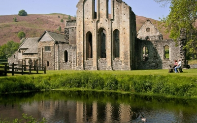 Valle Crucis Abbey & Eliseg's Pillar