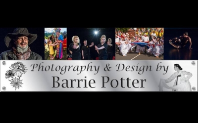 Barrie Potter Photography & Design